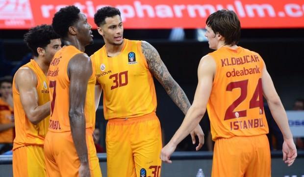 Galatasaray iki uzatma sonunda yıkıldı