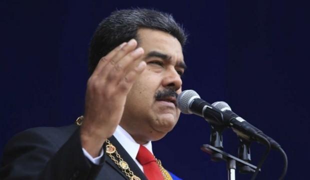 Maduro'dan olay çıkartacak iddia!