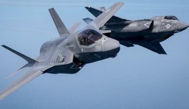 ABD'den sürpriz F-35 kararı! Durduruldu