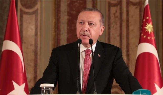 Başkan Erdoğan İstanbul'da konuştu