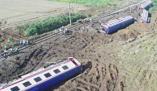 Çorlu'daki tren faciasında kritik gelişme!