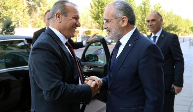 'Kıbrıs Türkünün yanında durmaya devam edeceğiz'