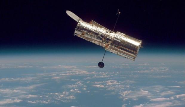 Hubble 'güvenli mod'a alındı