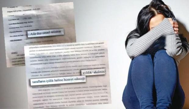 Koruma altındaki kız çocuğuna 'evlen' önerisi