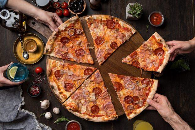 Kilo aldırmayan pizza