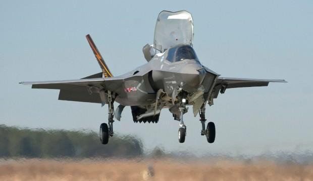 ABD'den sonra İsrail de F-35 uçuşlarını durdurdu