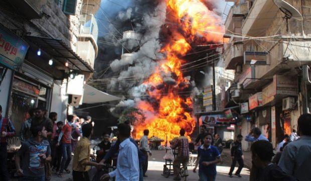 Suriye'de 'basın katliamı': 500 gazeteci öldü!
