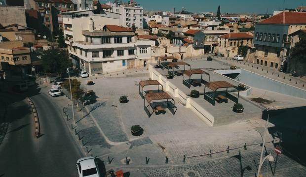 Tarihi bey Mahallesi'ne hem meydan hem otopark