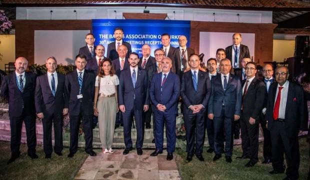 TBB, uluslararası bankacıları buluşturdu