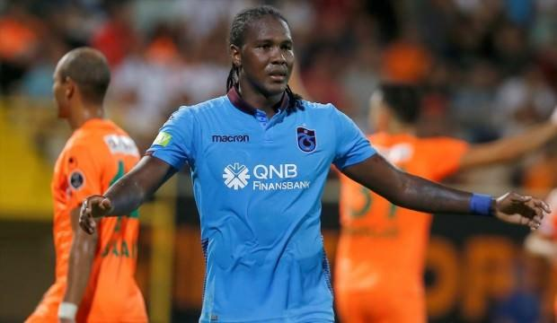 Trabzonspor'da Hugo Rodallega kararı!