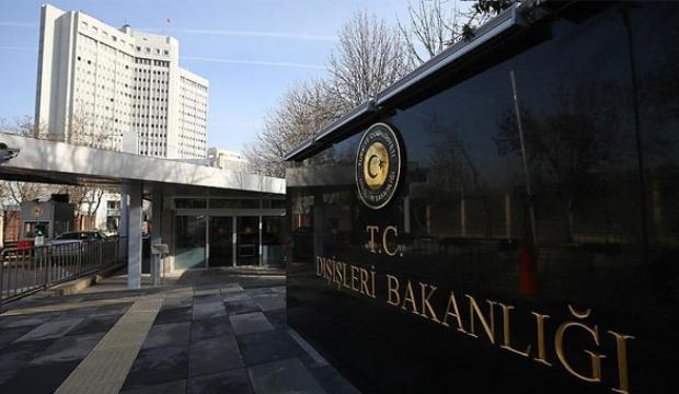 Türkiye'den Afganistan'daki saldırıya kınama