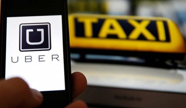 Uber Türkiye'de vergi vermeye başladı