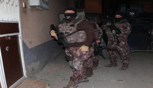 Kars'ta terör operasyonu: 6 gözaltı