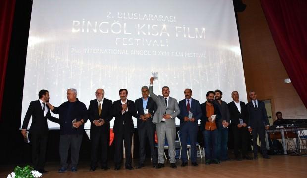 Bingöl'deki Kısa Film Festivali sona erdi!