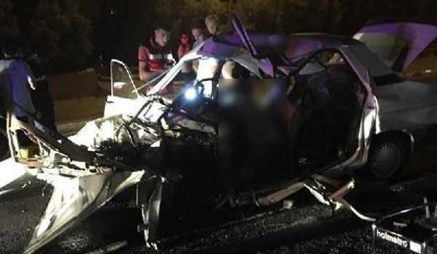 Dehşete düşüren kaza! Annesinin karnında öldü