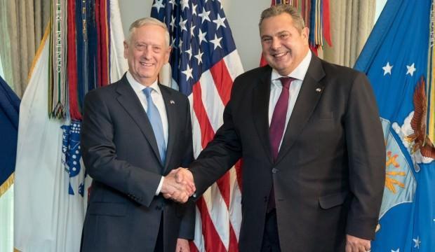 Yunanistan'dan ABD'ye skandal teklif!