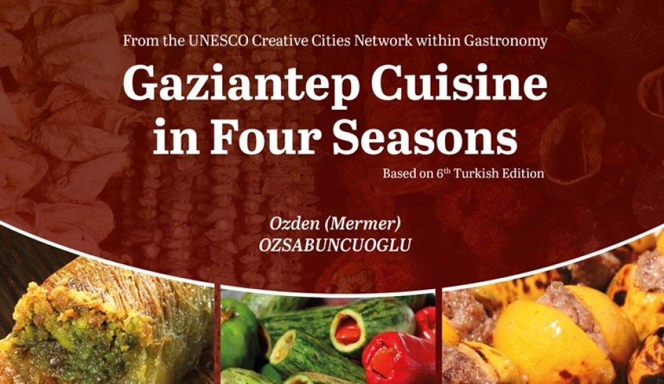 4 Mevsim Gaziantep kitabının ingilizcesi çıktı