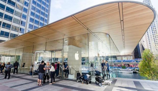 Apple ret yedi!