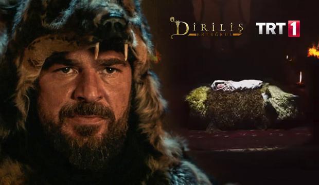 Diriliş Ertuğrul 5.sezon 122.bölüm fragmanı! TRT 1 yayınladı...