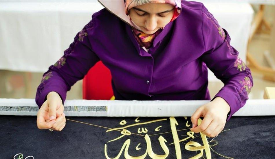 Diyarbakırlı kadınlar Peygamberlerin kabri için ördü