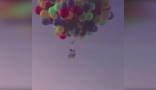 Doğum gününde balona bağladılar, 3 gün sonra öldü