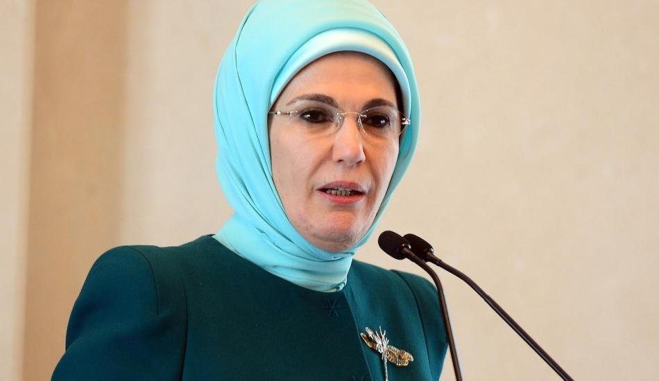 Emine Erdoğan'dan Ara Güler mesajı!