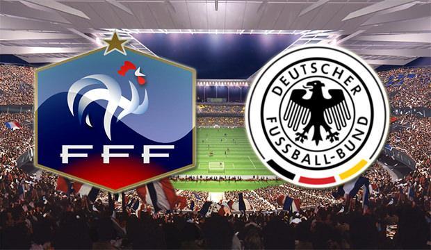 Fransa Almanya maçı hangi kanalda? Karşılaşmayı canlı izle...