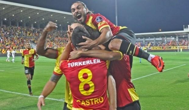 Göztepe'ye Beşiktaş öncesi 6 iyi haber birden