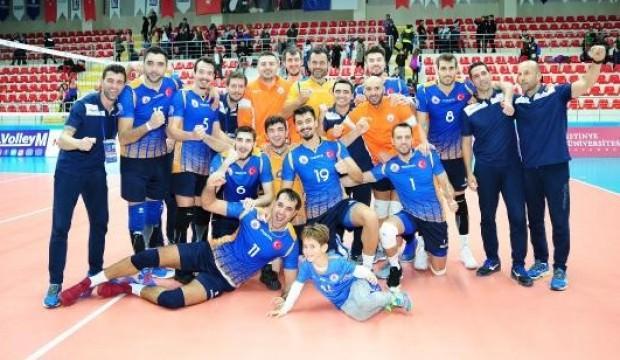 İstanbul BBSK Devler Ligi'nde 2. turda