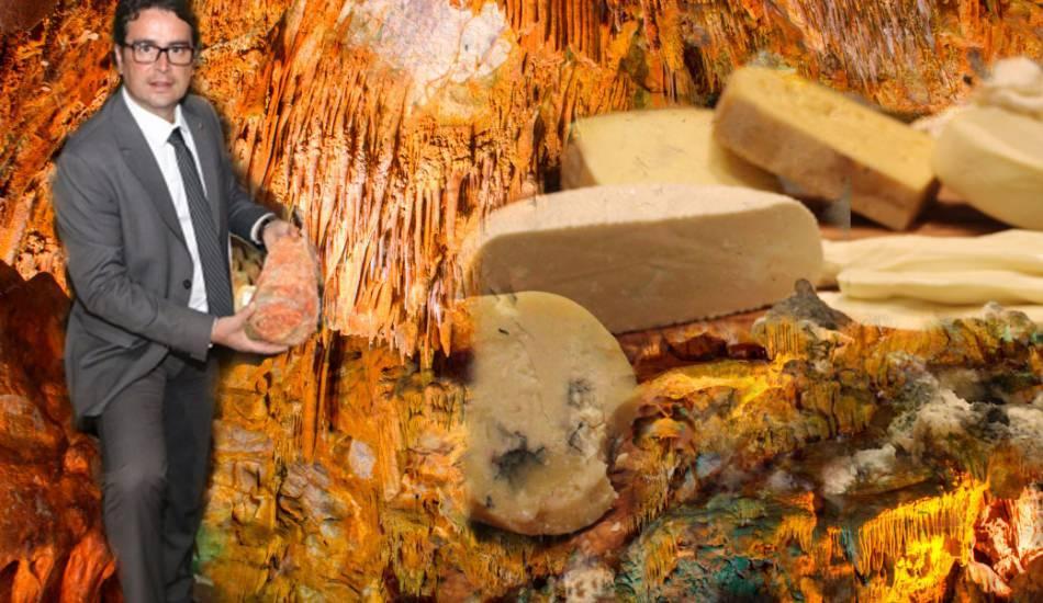 Mağaradan gelen şifa: 'Divle Obruk Peyniri'