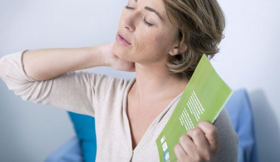 Menopoz sonrası kemik erimesine dikkat!