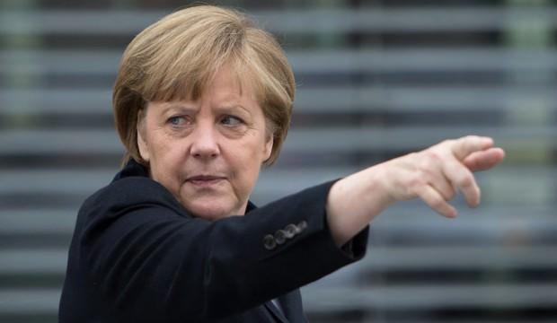 Merkel'den çok sert çıkış: Asla kabul etmiyorum