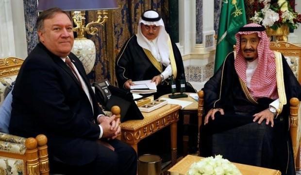 Pompeo'nun S. Arabistan turu bitti! İlk açıklama