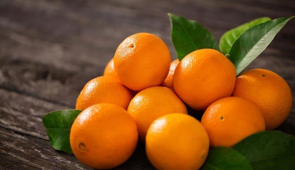 Selülitleri gideren portakal maskesi