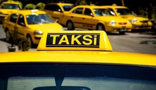 """""""Sorunlu taksiciyi şikayet edin"""""""