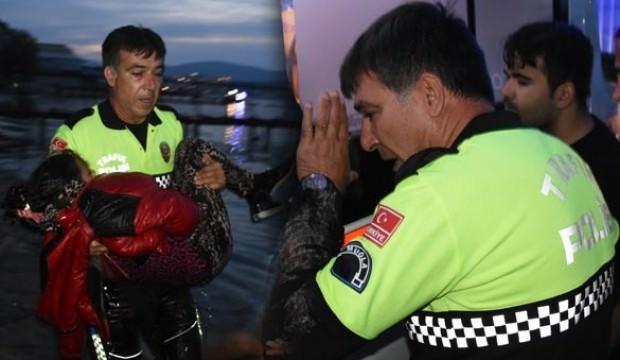 Türkiye o polisi konuşmuştu! Yürek yakan sözler