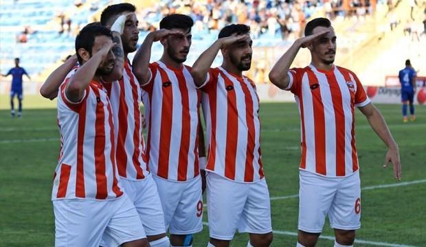 Adanaspor Karabükspor'u farklı geçti