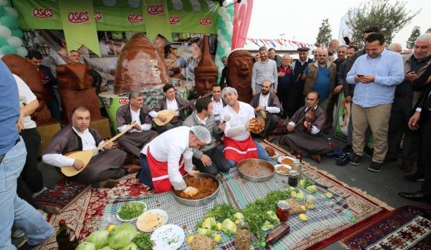 Adıyaman özlemini İstanbul'da giderdiler