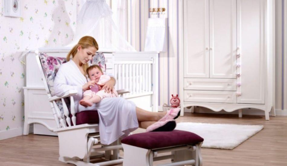 Anneler için en rahat emzirme koltuğu modelleri