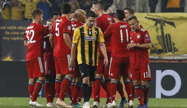 Bayern Münih 3 puanı 2 dakikada aldı!