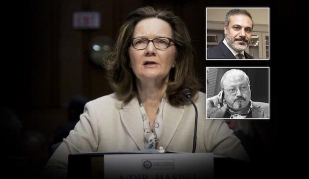 CIA Başkanı ses kaydını Fidan'ın yanında dinledi