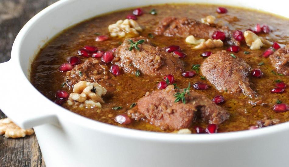 İran usulü nar çorbası nasıl yapılır
