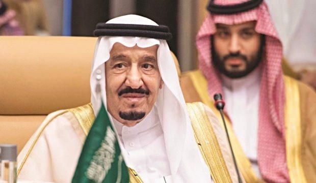 Kral Selman'dan Katar Emiri'ne davet!
