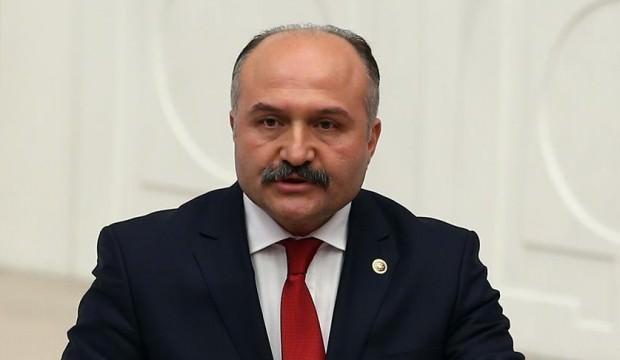 MHP'de Erhan Usta görevden alındı!
