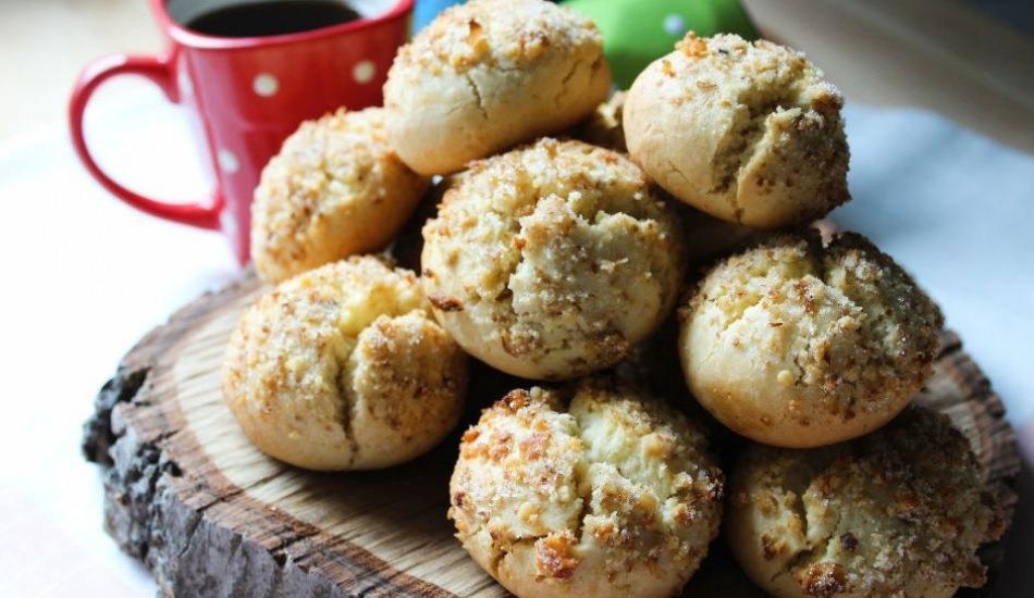10 dakikada pratik kurabiye tarifi