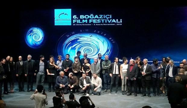 6. Boğaziçi Film Festivali Ödülleri sona erdi!