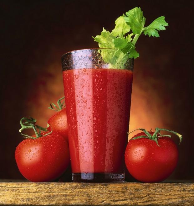 domates suyu kilo verdirir mi