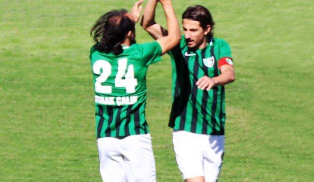 Denizlispor, Adanaspor'a gol oldu yağdı!