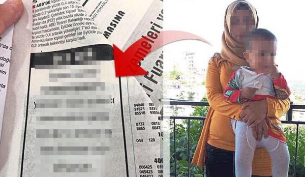 Baldızına yaptıklarını gazete ilanıyla duyurdu!