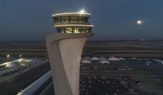 İstanbul Havalimanı 46 ilçeyi solladı